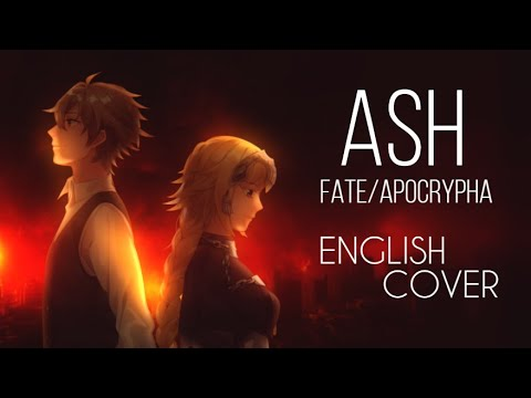 "ENGLISH ""ASH"" Fate/Apocrypha (Akane Sasu Sora)"