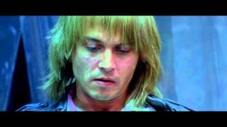 Трогательный момент из фильма Кокаин/Blow