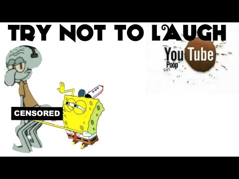 Try Not To Laugh Or Grin #Challenge (Youtube Poop Edition)