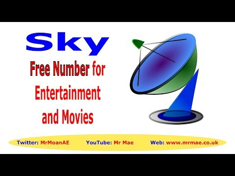 Sky Subscription Free Number For Movies, Sports & Entertainment Using Box And Remote Control