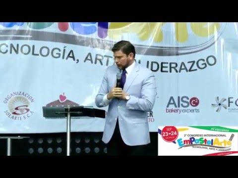 Distribuidora La Costa congreso internacional de pastelería Empastelarte 2015 Jhon Milton Rodríguez
