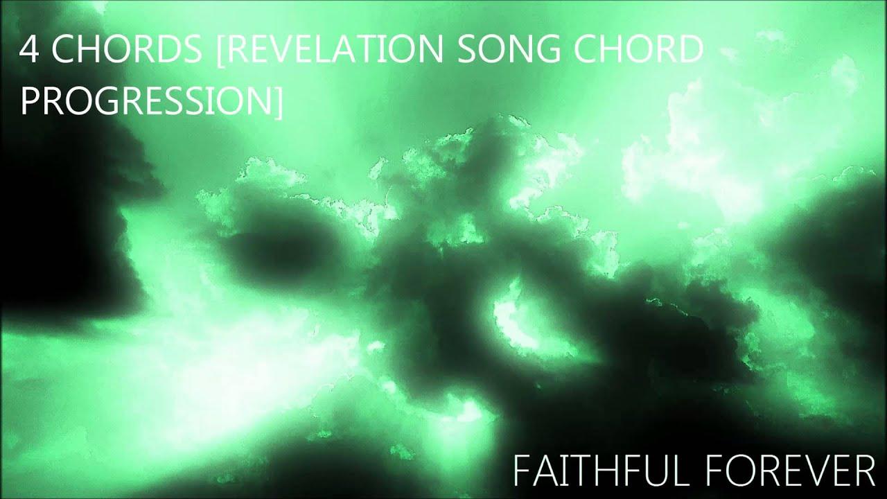 4 Chords Revelation Song Chord Progression Youtube