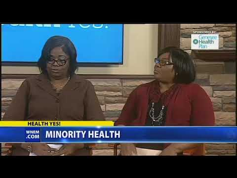 GHP Health Yes!:  Barriers Impacting Minority Health and Available Resources