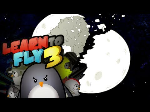 I DESTROYED THE MOON | Learn To Fly 3 | Fan Choice Friday
