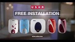 USHA water heater TVC