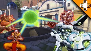 FUNNIEST KILLS! Overwatch Funny & Epic Moments 407