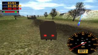 Big Rigs Over the Road Racing Gameplay and Commentary