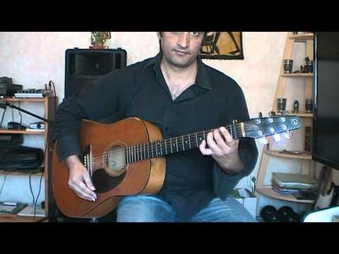 Cours De Guitare Dbutants Mushaboom Feist Youtube