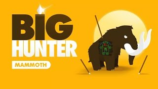 Big Hunter: Mammoth - HD Android Gameplay - Action games - Full HD Video (1080p) thumbnail
