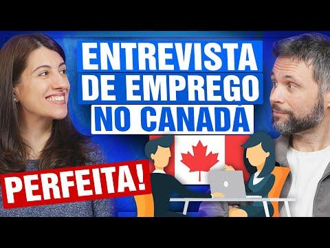 10 DICAS para se preparar para ENTREVISTA DE TRABALHO no CANADÁ