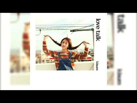 [INSTRUMENTAL] Kisum(키썸) - Love Talk(러브톡) (feat. Hwasa(화사) of MAMAMOO(마마무))