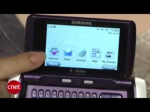 Samsung Comeback Video Review - (CNET)