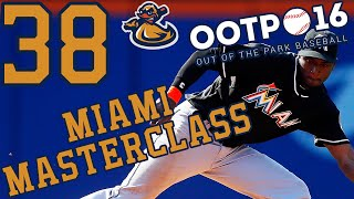 Miami Masterclass Ep 38 - Fingers Crossed | Out Of The Park Baseball 2016 (@ootpbaseball) #LetsPlay