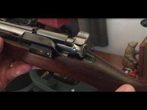 Mannlicher Schoenauer 1952 Paul Jaeger Scope Mount Project Review in .270 Winchester Steyr