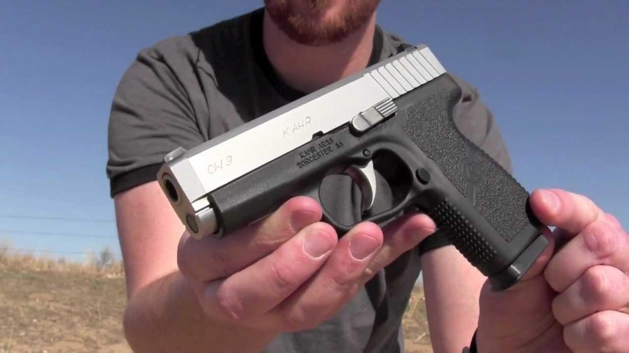 Kahr CW9 9mm Review