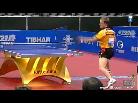 GAC GROUP WTTC Rotterdam: Joo Se Hyuk vs Patric Baum