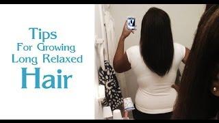 Relaxed Hair Can Grow