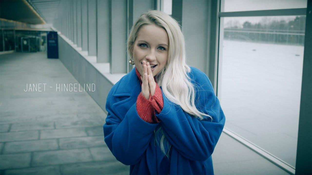 Janet - Hingelind (Eesti Laul 2020 semi-finalist) OFFICIAL VIDEO