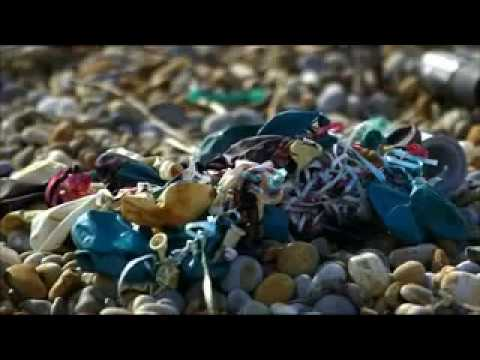 Microplastic pollution.  BBC Countryfile