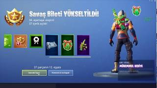 I bought the ticket (FREE Fight Fortnite!!! DO YOU READ THE DESCRIPTION)
