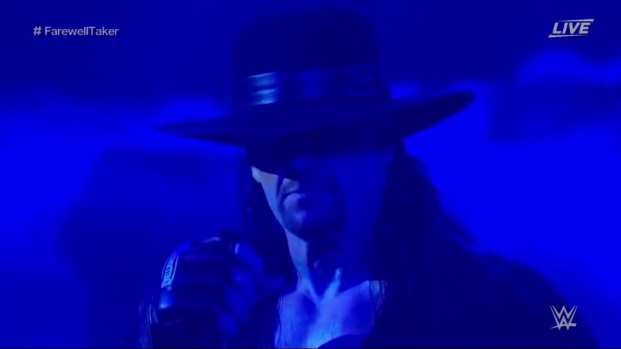Download UNDERTAKER FAREWELL TO WWE