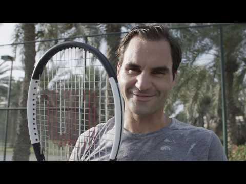 Wilson Pro Staff RF97 2018 Roger Federer Unveil