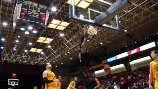 NBA D-League Action: Sioux Falls Skyforce 113, Canton Charge 109