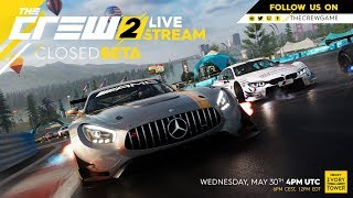 The Crew 2 - Closed Beta Official Livestream thumbnail