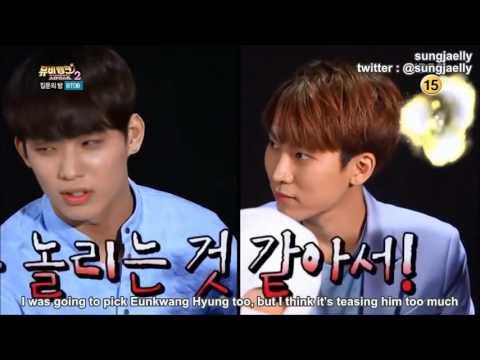 BTOB Seo Eunkwang Leadership Part 1