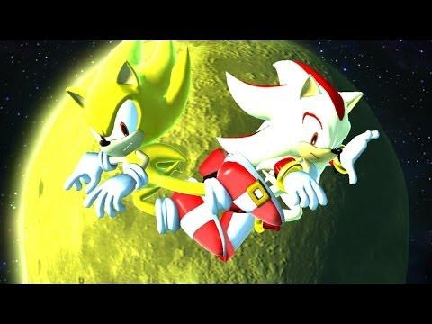 Super Sonic Generations - Rival Boss Rush (Hard Mode)