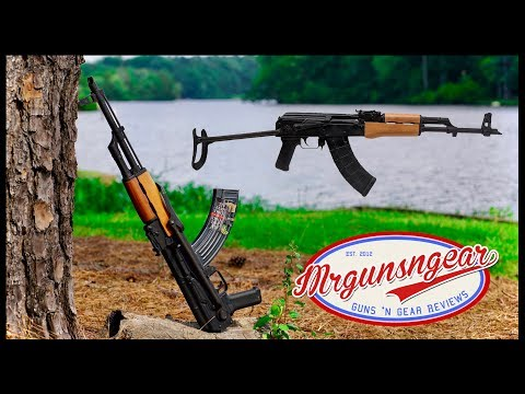 WASR-10 Romanian Underfolder AK-47 Review: Best AK for the money?
