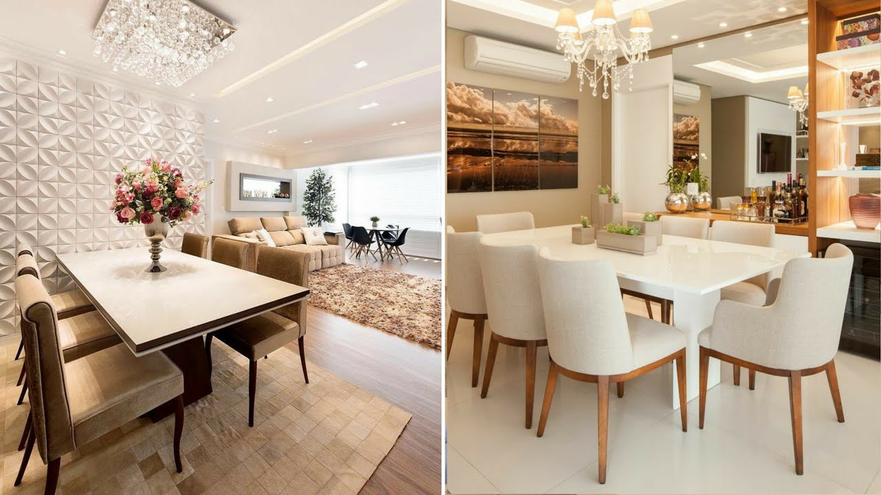 50 Modern Dining Room Design Ideas 2021 Decor Puzzle Youtube