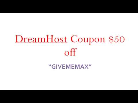 DreamHost Promo Code - Get 40% Discount