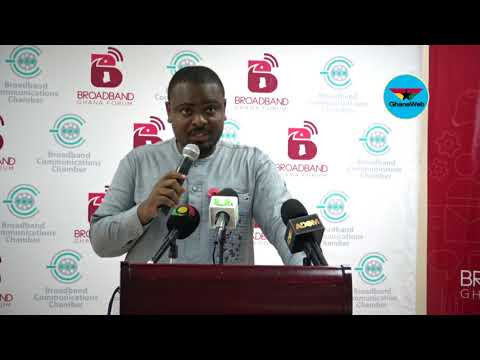 Ghana's Broadband is a failure – Broadband Communications Chamber