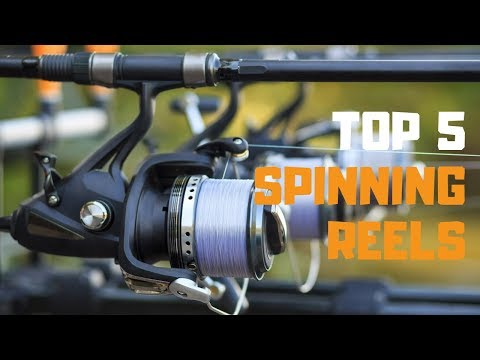 Best Spinning Reel in 2019 - Top 5 Spinning Reels Review