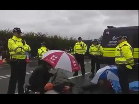 SilverFox PNR 11072017 LockON as Police Bully Protectors Part2