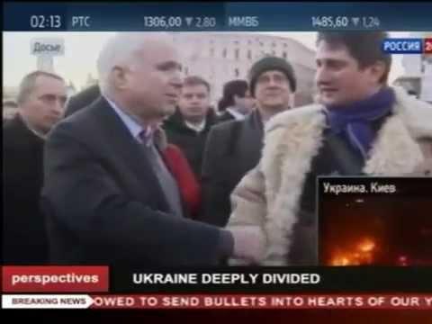 Coup d'Etat en Ukraine: La parole est à la presse russe