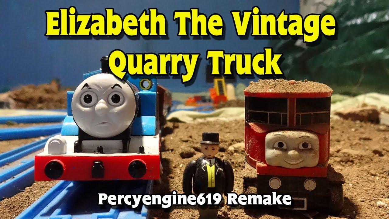 Elizabeth The Vintage Quarry Truck 111