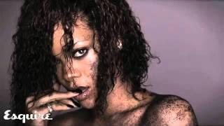 Rihanna Sexy Photoshoot For Esquire Magazine November 2011 (Lots o Skin)