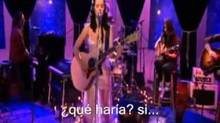 Katy Perry Thinking of you (unplugged) subtitulado en español.wmv