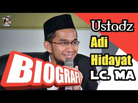 biografi-ustadz-adi-hidayat-lc-ma