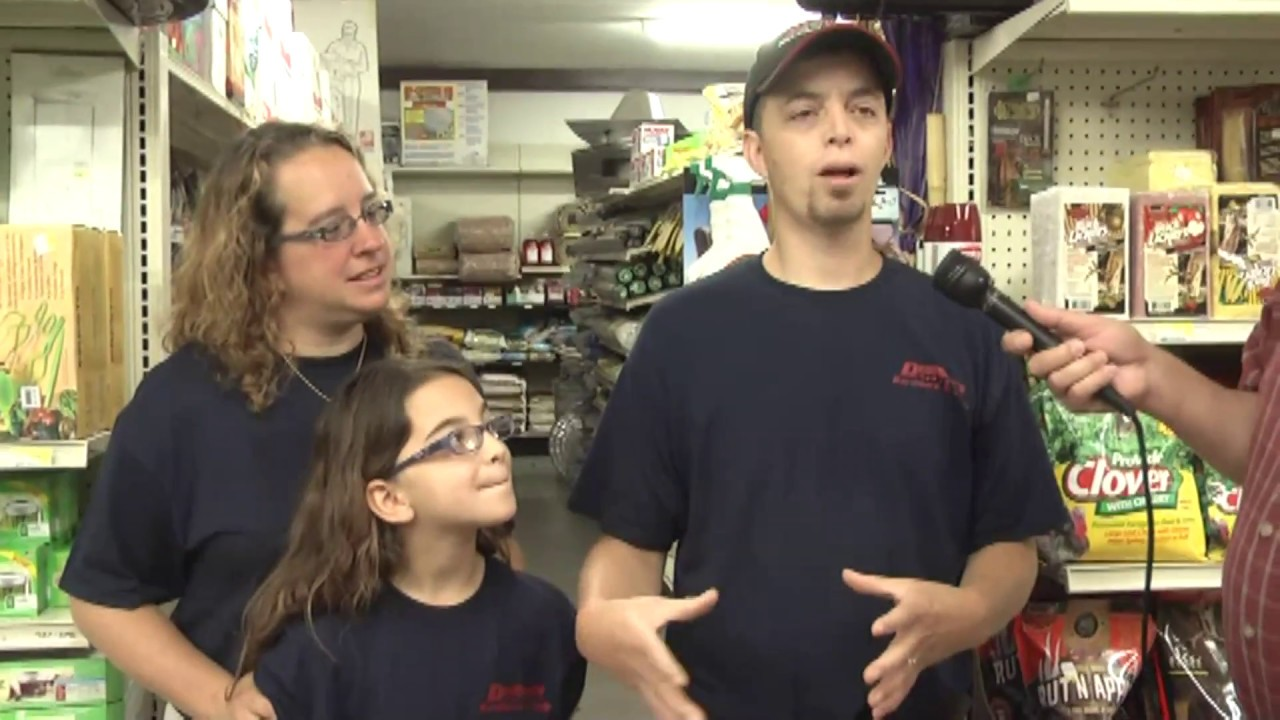 Talking Business - Dominic's Hardware  10-16-12