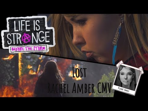 LOST | Life is Strange Before the Storm | Rachel Amber Feature | CMV Cosplay Music Video thumbnail