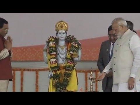PM Modi dedicates 1st-ever All India Institute of Ayurveda to nation