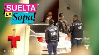 Detienen a Farruko en Puerto Rico | Suelta La Sopa | Entretenimiento