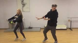 Легкий танец ЛСП - Baby (бэйби)