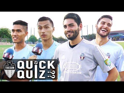 FC Tucson Quick Quiz | Ep. 4