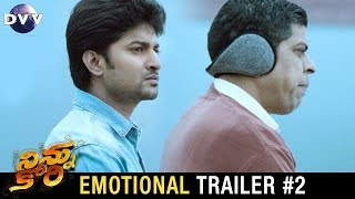Ninnu Kori Telugu Movie Emotional Trailer #1 | Nani | Nivetha Thomas | Aadhi | DVV Entertainments