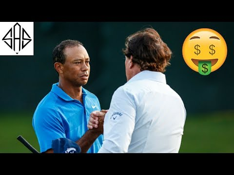 WHY TIGER WOODS VS PHIL MICKELSON 10 MILLION DOLLAR MATCH SHOULD HAPPEN!