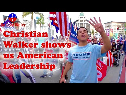 Christian Walker shows us American Leadership - Your Thoughts?